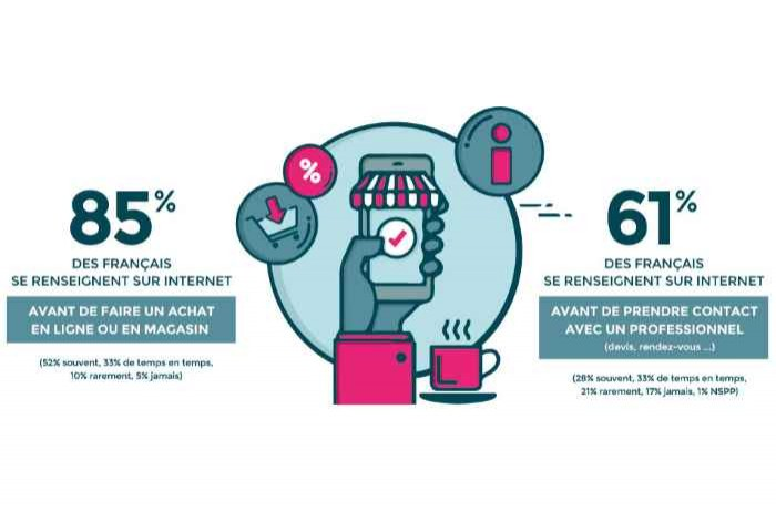 site-internet-français-pourcentage